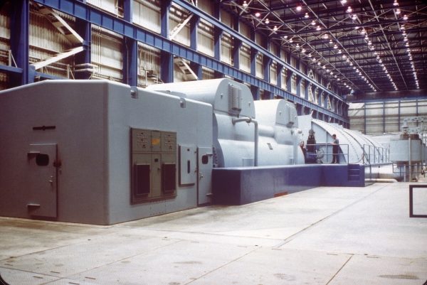 Turbine Control Systems for Hydro, Wind, Gas and Steam Turbines