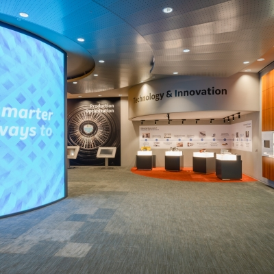 Pangyo customer solutions center BHGE measurement & controls